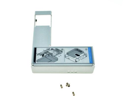 """10-PCS 9W8C4 Y004G Adaptador de 3,5 """"-2,5"""" para DELL F238F 09W8C4 SAS Bandeja SATA 0G302D de Fornecedores de lenovo thinkpad caddy"""