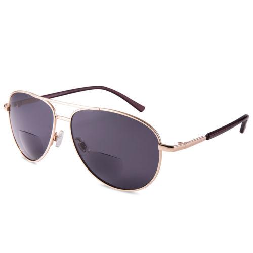 0494ae7aa4 Compre Gafas De Lectura Unisex Lentes Bifocales Gafas De Sol Lectores Lentes  Protección UV400 Gafas De Sol Al Aire Libre A $9.65 Del Maxvision |  DHgate.Com