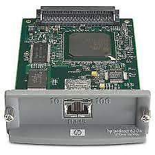 JetDirect Card For HP 620 620N J7934A J7934G Network Print Server Card