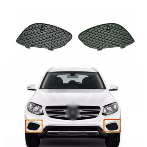 NEW GENUINE MERCEDES BENZ CLA C117 FRONT BUMPER PDC COVER TRIMS LEFT RIGHT PAIR