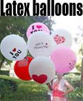 S_latex balloons
