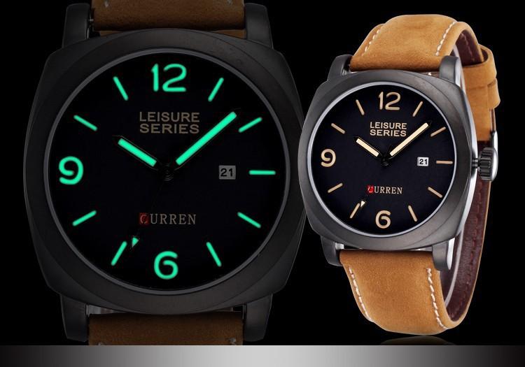 ароматы, преобладанием curren leisure series watches еще одно