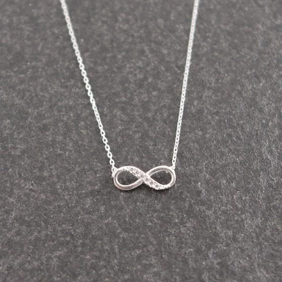 2014-Fashion-18k-Tiny-Infinity-Necklac (1)