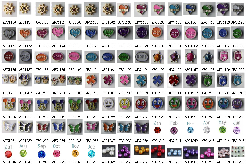 floating charms catalog11