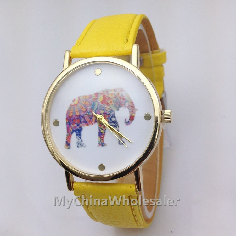 Pu Wrist Watch_008