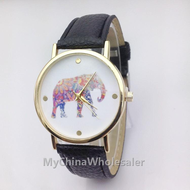 Pu Wrist Watch_009