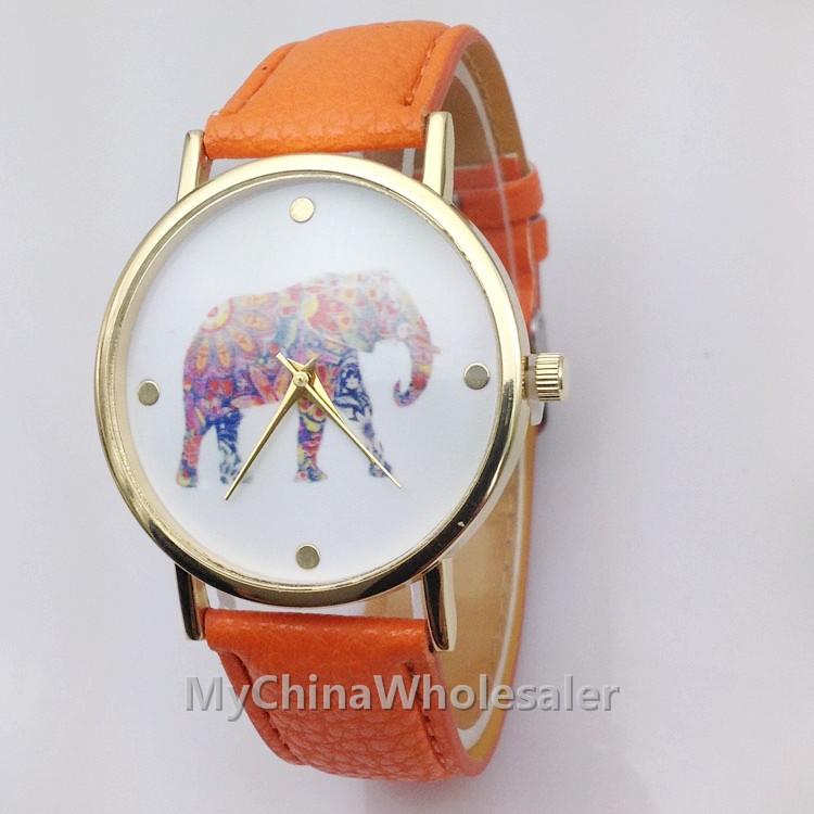Pu Wrist Watch_006