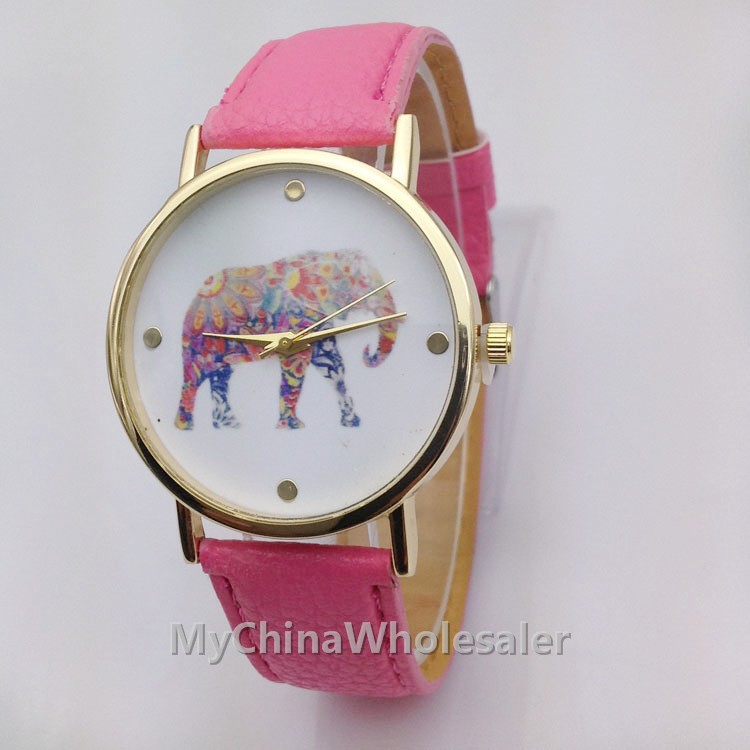 Pu Wrist Watch_002