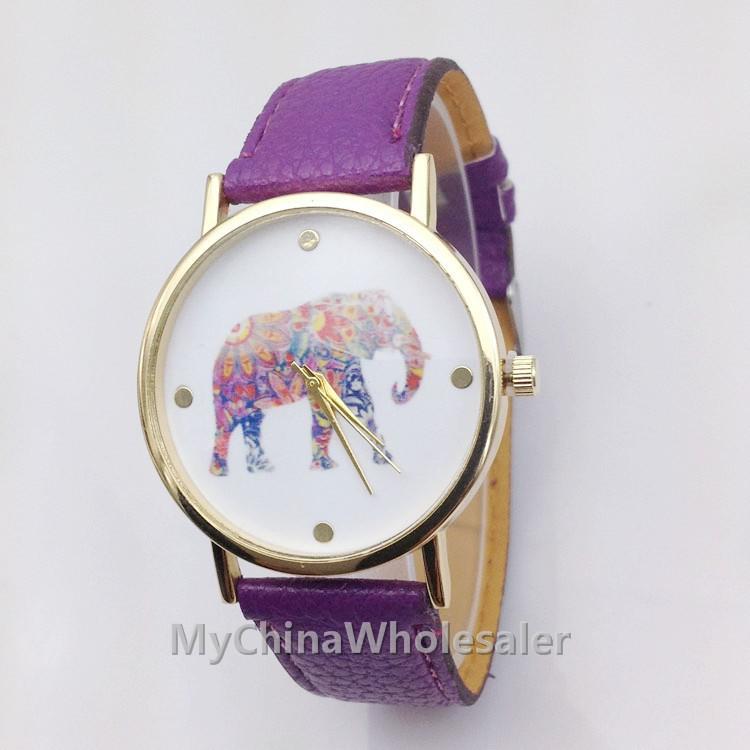 Pu Wrist Watch_005