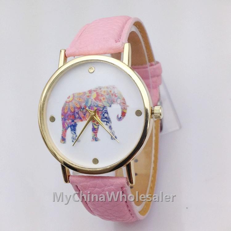 Pu Wrist Watch_007