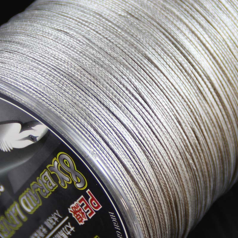 Super Strong 8 strand pe braided fishing line 300m 18LB 20LB 30LB 40LB 50LB 70LB 80LB 130LB 8 strands braided line for fishing (1)