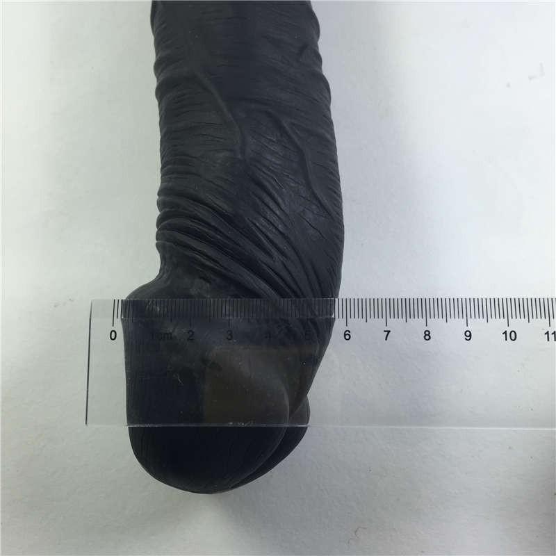 R&J 12 Inch Extreme Big Realistic Dildo Super Thick Huge