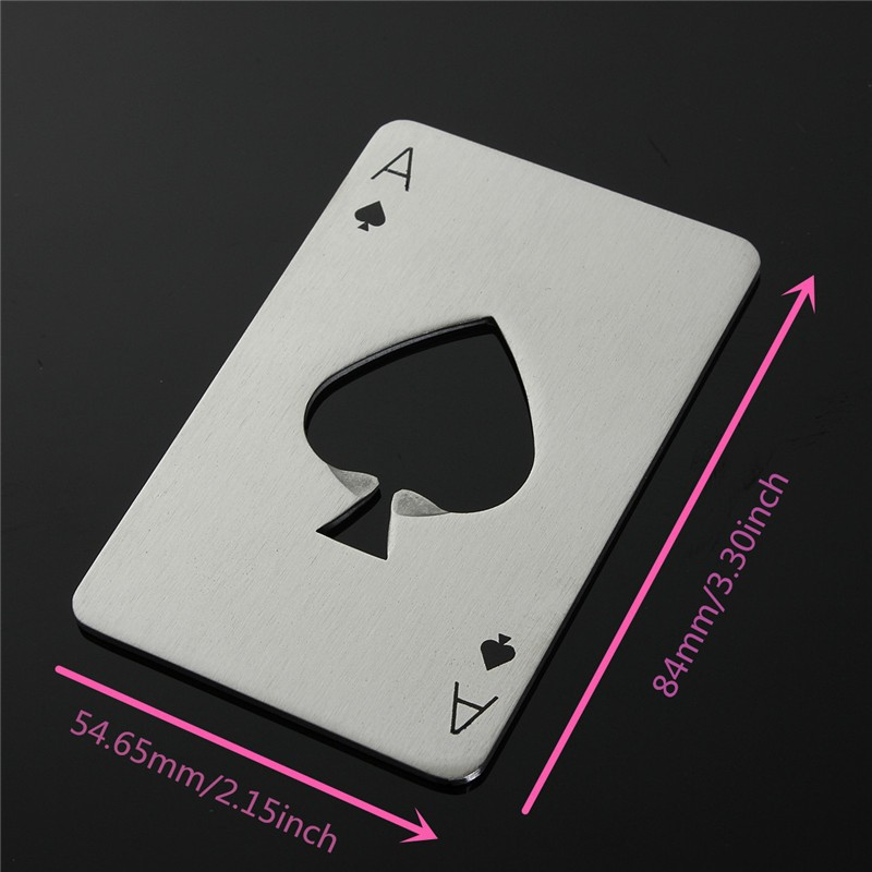 New-Stylish-Hot-Sale-1pc-Poker-Playing-Card-Ace-of-Spades-Bar-Tool-Soda-Beer-Bottle (4)