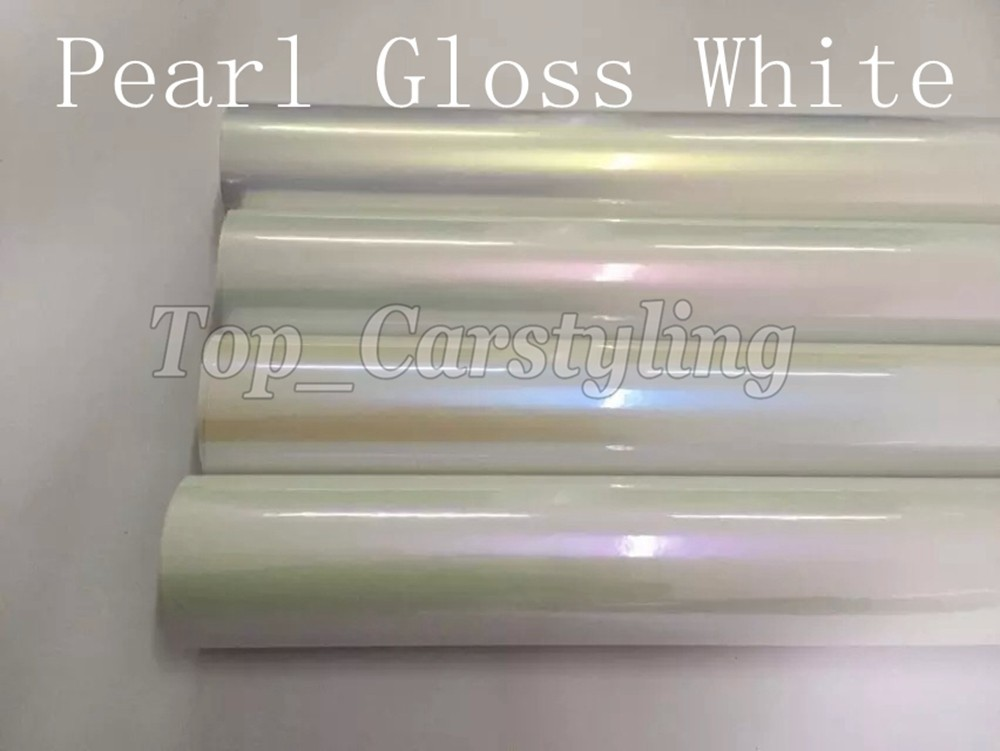 pearl gloss car wrapping film