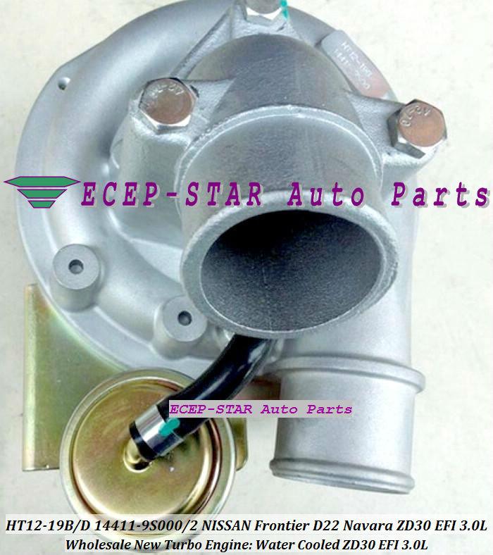 HT12-19B HT12-19D 14411-9S000 14411-9S002 14411-9S00 Turbocharger Turbo Turbine For NISSAN FRONTIER D22 Navara ZD30EFI EFI 3.0L