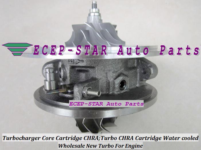 Turbocharger Core Cartridge CHRA;Turbo CHRA Cartridge Water cooled 767720-5004S (5)