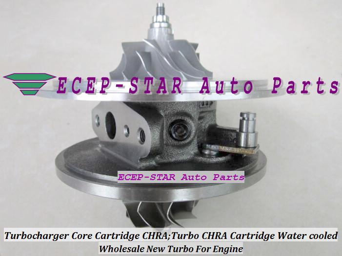 Turbocharger Core Cartridge CHRA;Turbo CHRA Cartridge Water cooled 767720-5004S (4)
