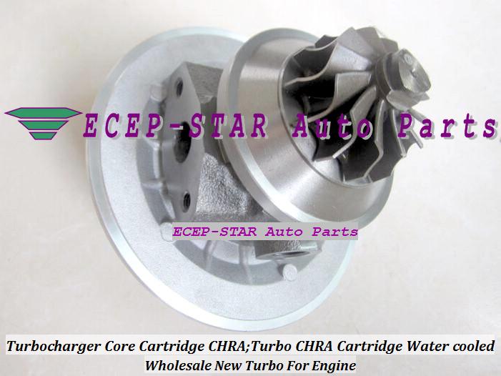 Turbocharger Core Cartridge CHRA;Turbo CHRA Cartridge Water cooled 715843-5001S (5)