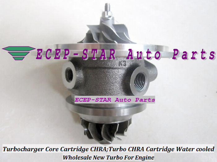 Turbocharger Core Cartridge CHRA;Turbo CHRA Cartridge Water cooled 715843-5001S (2)