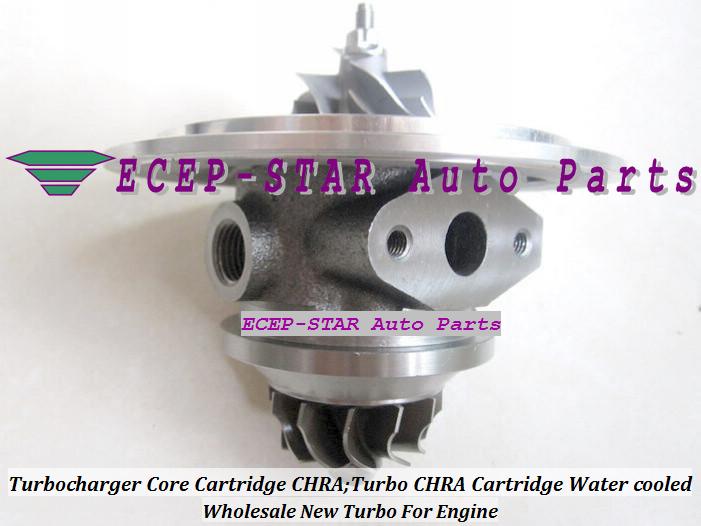 Turbocharger Core Cartridge CHRA;Turbo CHRA Cartridge Water cooled 715843-5001S (3)