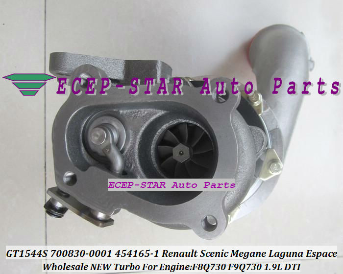 GT1544S 700830-0001 700830-0003 454165-0001 700830 Renault Scenic Megane Laguna Espace 1.9DTI F9Q730 1.9L turbocharger (22)