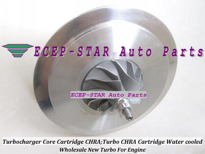 Turbocharger Core Cartridge CHRA;Turbo CHRA Cartridge Water cooled 715843-5001S (4)