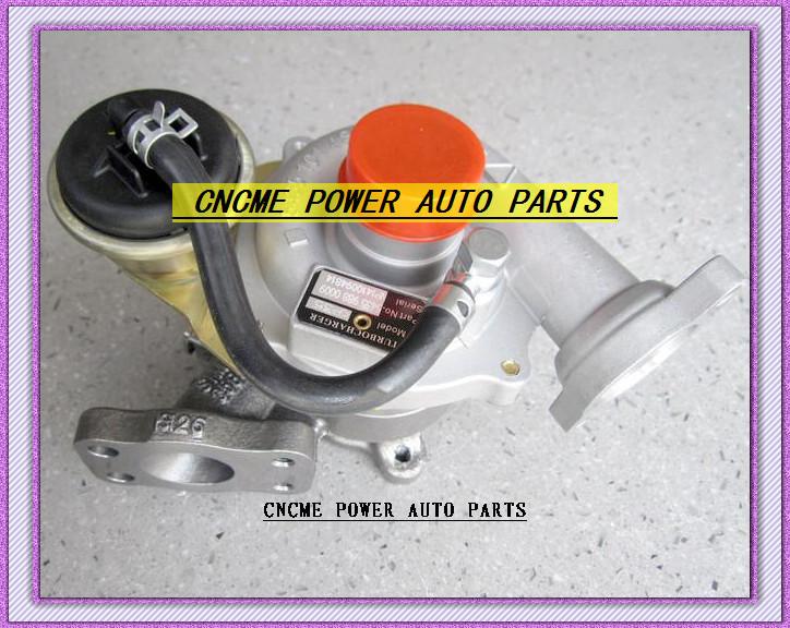 TURBO KP35 54359880009 54359880007 Turbocharger For Ford Fiesta TDCi Peugeot 206 307 Citroen C2 HDI Mazda 2 DV4TD 8HX 1.4L Hdi (5)