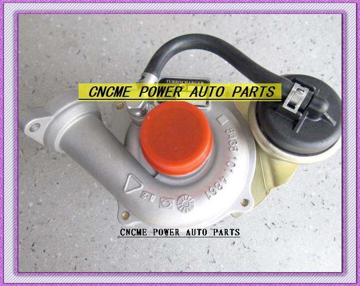 TURBO KP35 54359880009 54359880007 Turbocharger For Ford Fiesta TDCi Peugeot 206 307 Citroen C2 HDI Mazda 2 DV4TD 8HX 1.4L Hdi (2)