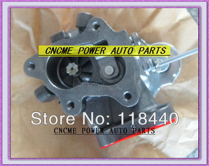 CT12 17201-64040 17201-64050 Toyota Avensis Camry Carina TownAce Lite Ace 2CT 2.0L Turbocharger (3)