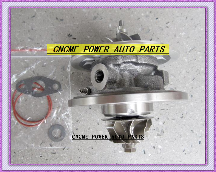 TURBO cartridge CHRA Turbocharger core GT1749V 717858-0005 717858-5009S 717858 For AUDI A4 A6 SKODA PASSAT 1.9L Tdi AVF AWX 130HP-- (15)