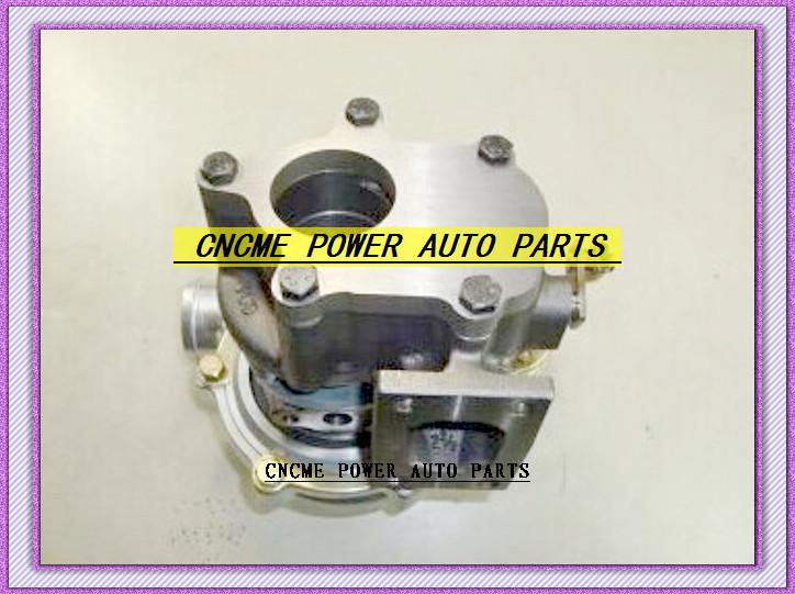 NEW Turbo Turbocharger T25 compressor ar. 42 turbine ar.49 water cooled 5 bolt (2)
