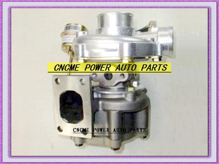 NEW Turbo Turbocharger T25 compressor ar. 42 turbine ar.49 water cooled 5 bolt (3)