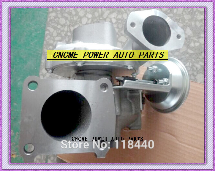 TURBO GT2359V 17201-17050 750001-0002 Turbocharger For TOYOTA Land Cruiser 100 4AT 5AT Bus 4.2L 2001- Engine 1HD-FTE 151KW