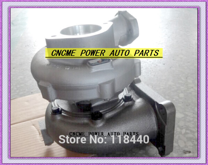 TURBO GT2359V 17201-17050 750001-0002 Turbocharger For TOYOTA Land Cruiser 100 4AT 5AT Bus 4.2L 2001- Engine 1HD-FTE 151KW (1)