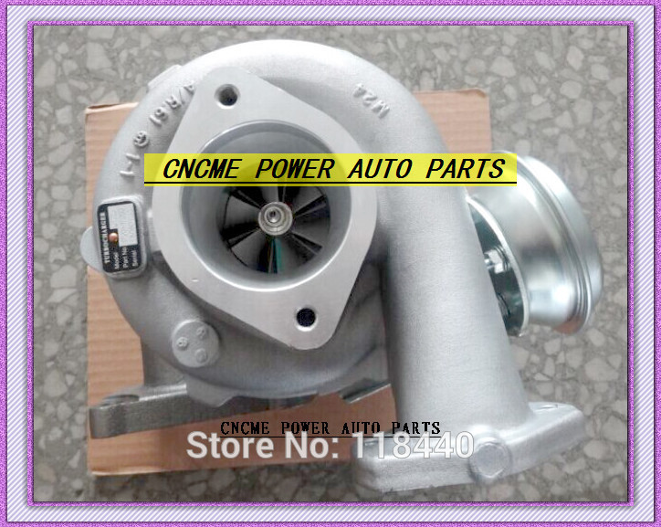 TURBO GT2359V 17201-17050 750001-0002 Turbocharger For TOYOTA Land Cruiser 100 4AT 5AT Bus 4.2L 2001- Engine 1HD-FTE 151KW (4)