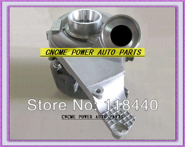 GT2256V 736088 736088-5003S A6470900280 Turbo Turbine Turbocharger For Mercedes Sprinter I 216CDI 316CDI 416CDI 2004- 2.7L D 154HP OM647 DE LA 27 (3)