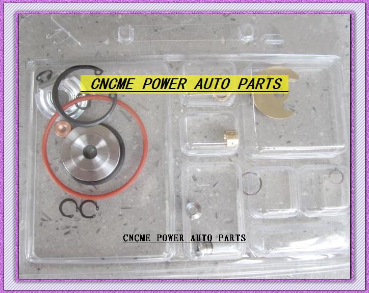 Turbo Repair Kits Turbocharger TD04L-13T-6 49377-04300 49377-04100 14412-AA360 For SUBARU Forester Impreza 1998-04 2.0L 58T EJ205 211HP (2)