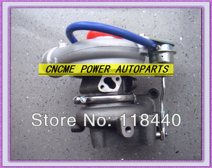 CT20 17201-54060 Turbocharger Toyota HI-ACE 1995-98 HI-LUX 1997-98 Landcruiser 1991-98 2L-T 2.4L HIACE HILUX (5)