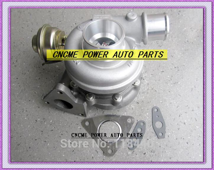 TURBO GT2052V 726442-0001 14411-2W204 Turbocharger For Nissan Ambulance FLWGE50 Elgrand Terrano TR50 3.0L 2001 ZD30ETi 168HP (6)
