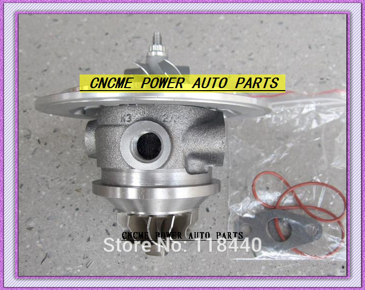 TURBO cartridge CHRA Turbocharger core GT1749S 715843-5001S 715843 28200-42600 HYUNDAI 1 ton light truck H-100 Van Starex D4BH 4D56TCi 2.5L (3)