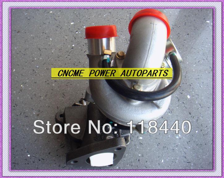 -GT17 715924-5003S 715924-5001S 28200-42610 KIA Bongo K-Series Pregio D4BH 4D56 Euro3 Hyundai Euro III turbocharger (2)