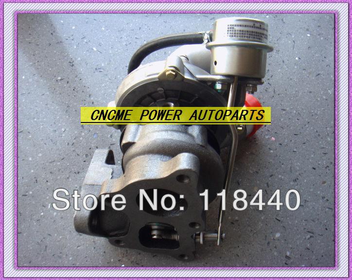 -GT17 715924-5003S 715924-5001S 28200-42610 KIA Bongo K-Series Pregio D4BH 4D56 Euro3 Hyundai Euro III turbocharger (5)