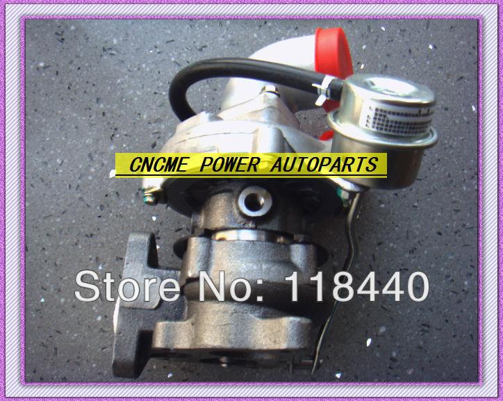 -GT17 715924-5003S 715924-5001S 28200-42610 KIA Bongo K-Series Pregio D4BH 4D56 Euro3 Hyundai Euro III turbocharger (7)
