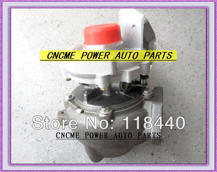 TURBO GT1749V 750431-5012S 750431-5009S Turbocharger For 320D E46 320TD 120D 520D 1998-2005 X3 E83 E83N M47TU 2.0L 150HP (3)