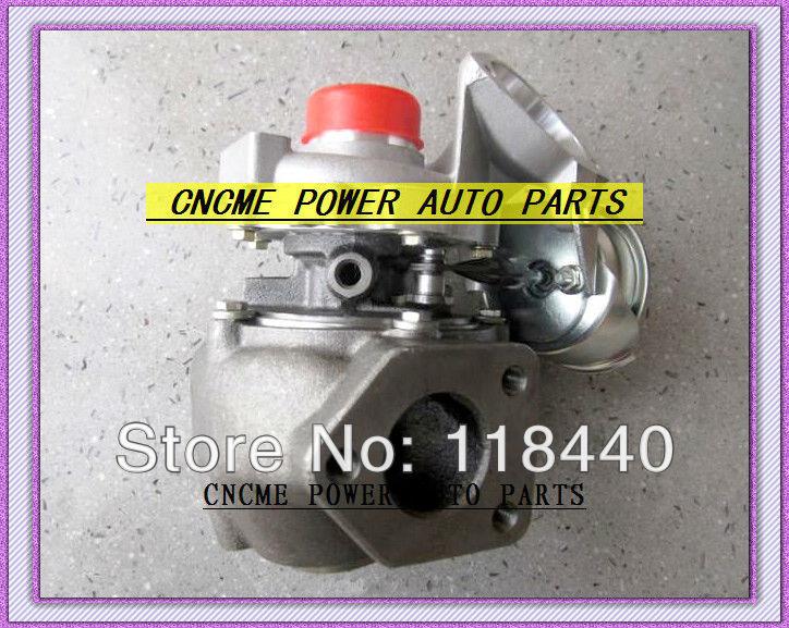 TURBO GT1749V 750431-5012S 750431-5009S Turbocharger For 320D E46 320TD 120D 520D 1998-2005 X3 E83 E83N M47TU 2.0L 150HP (2)