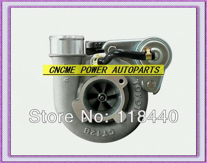 CT12B 17201-67040 Turbine TurboCharger For Toyota Land Cruiser Prado Engine 1KZ-TE 3.0L Diesel (3)