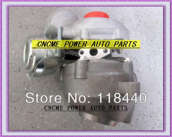 TURBO GT1749V 750431-5012S 750431-5009S Turbocharger For 320D E46 320TD 120D 520D 1998-2005 X3 E83 E83N M47TU 2.0L 150HP (4)