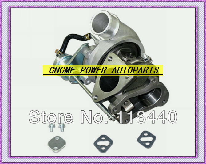 CT12B 17201-67040 Turbine TurboCharger For Toyota Land Cruiser Prado Engine 1KZ-TE 3.0L Diesel