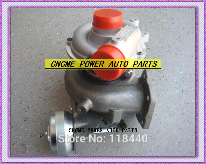 - RHF4V VJ32 RF5C13700 Turbine Turbocharger for MAZDA 6 CiTD Premacy MPV II DI Engine J25S MZRCD LW 2.0L 136HP 143HP (7)