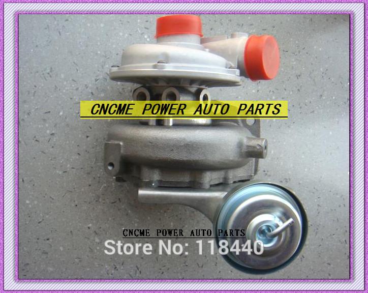- RHF4V VJ32 RF5C13700 Turbine Turbocharger for MAZDA 6 CiTD Premacy MPV II DI Engine J25S MZRCD LW 2.0L 136HP 143HP (4)